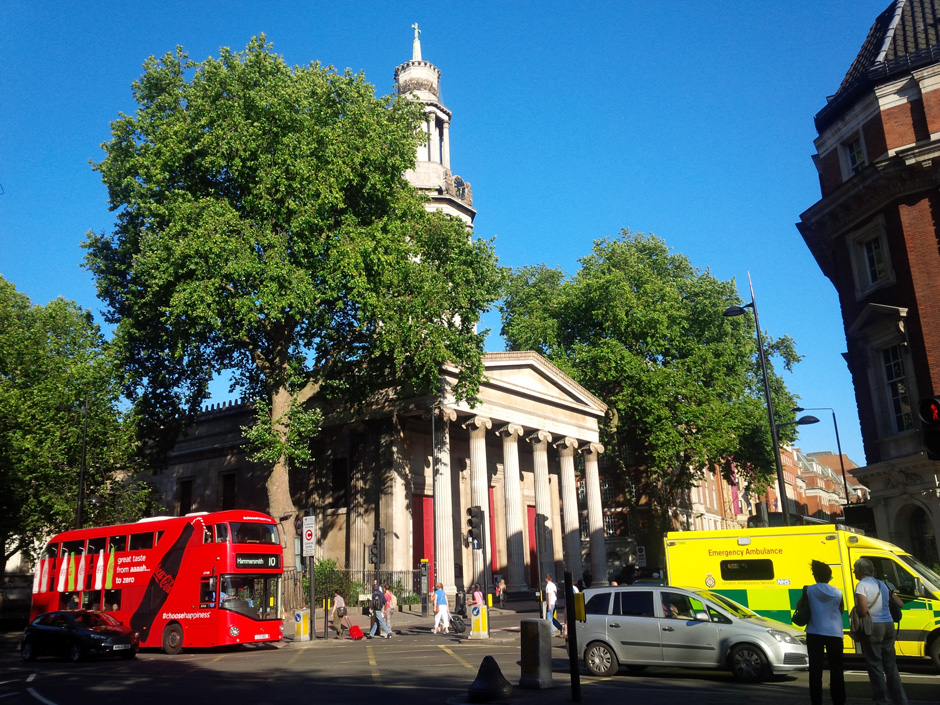 Photo of St. Pancras Church
